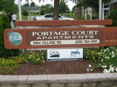 Portage Court Apartments