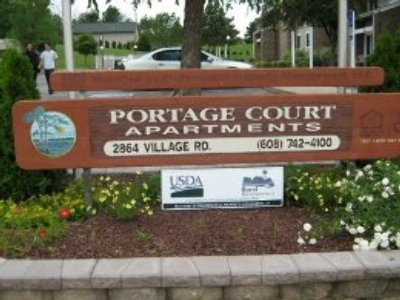 Portage Court Apartments