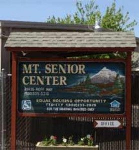 Mt. Senior Center