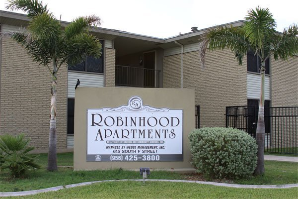 Robinhood Apartments