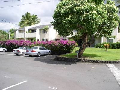 Jack Hall Kona Memorial Housing