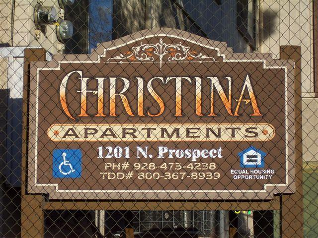 Christina Apts Arizona Apts Dev