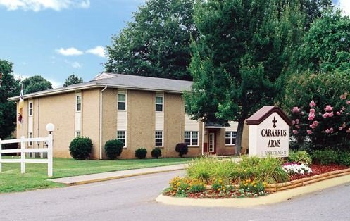 Cabarrus Arms Apartments