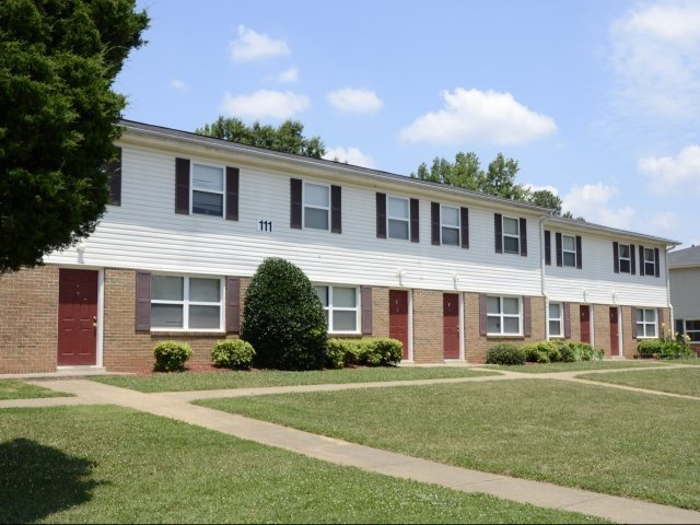 Crescent Hill Apartments Spartanburg