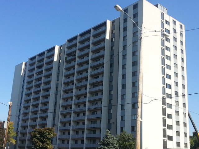 Albright Apartments Dayton Ohio