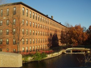 Francis Cabot Lowell Mill Senior Apartments