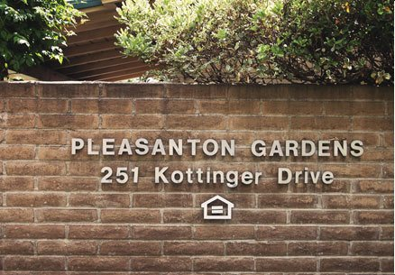 Pleasanton Senior Apartments