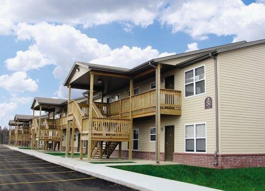 Ridgecrest Apartments