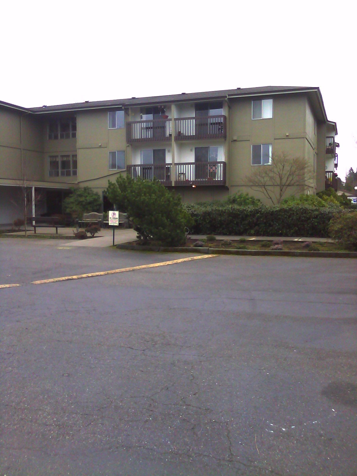 South Sound Villa Apartments