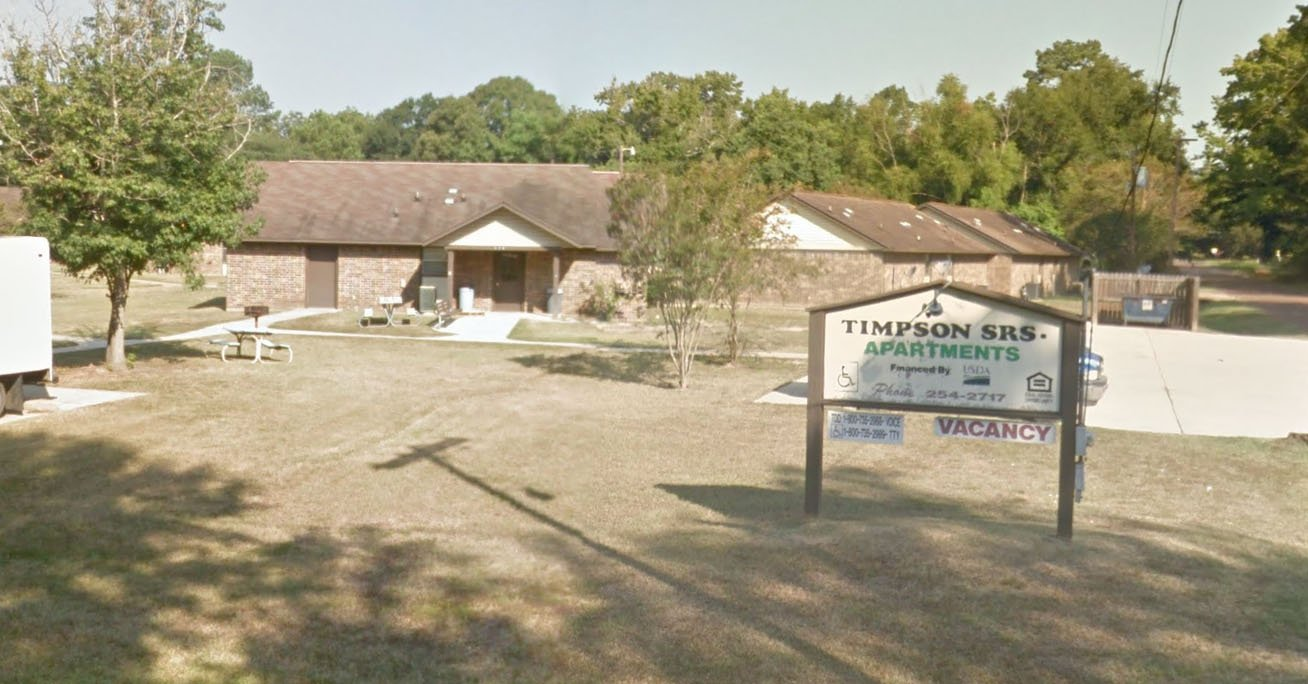 Timpson Seniors Apartments