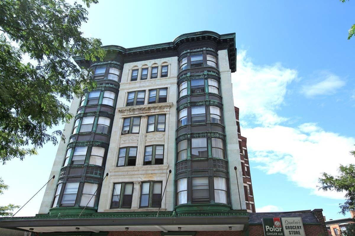 Aurora Apartments | 660 Main St., Worcester, MA, 01610 ...
