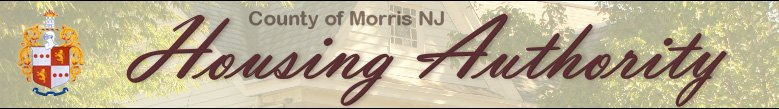 Morris County Housing Authority