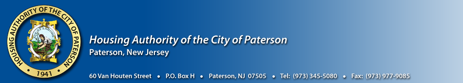 Housing Authority of the City of Paterson