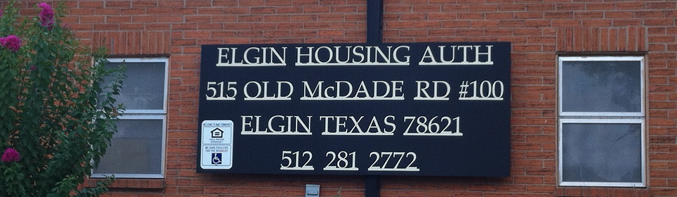 Elgin Housing Authority