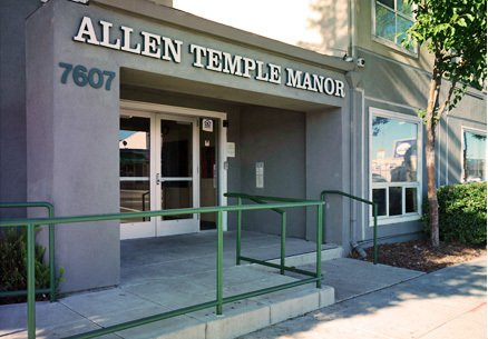 Allen Temple Manor