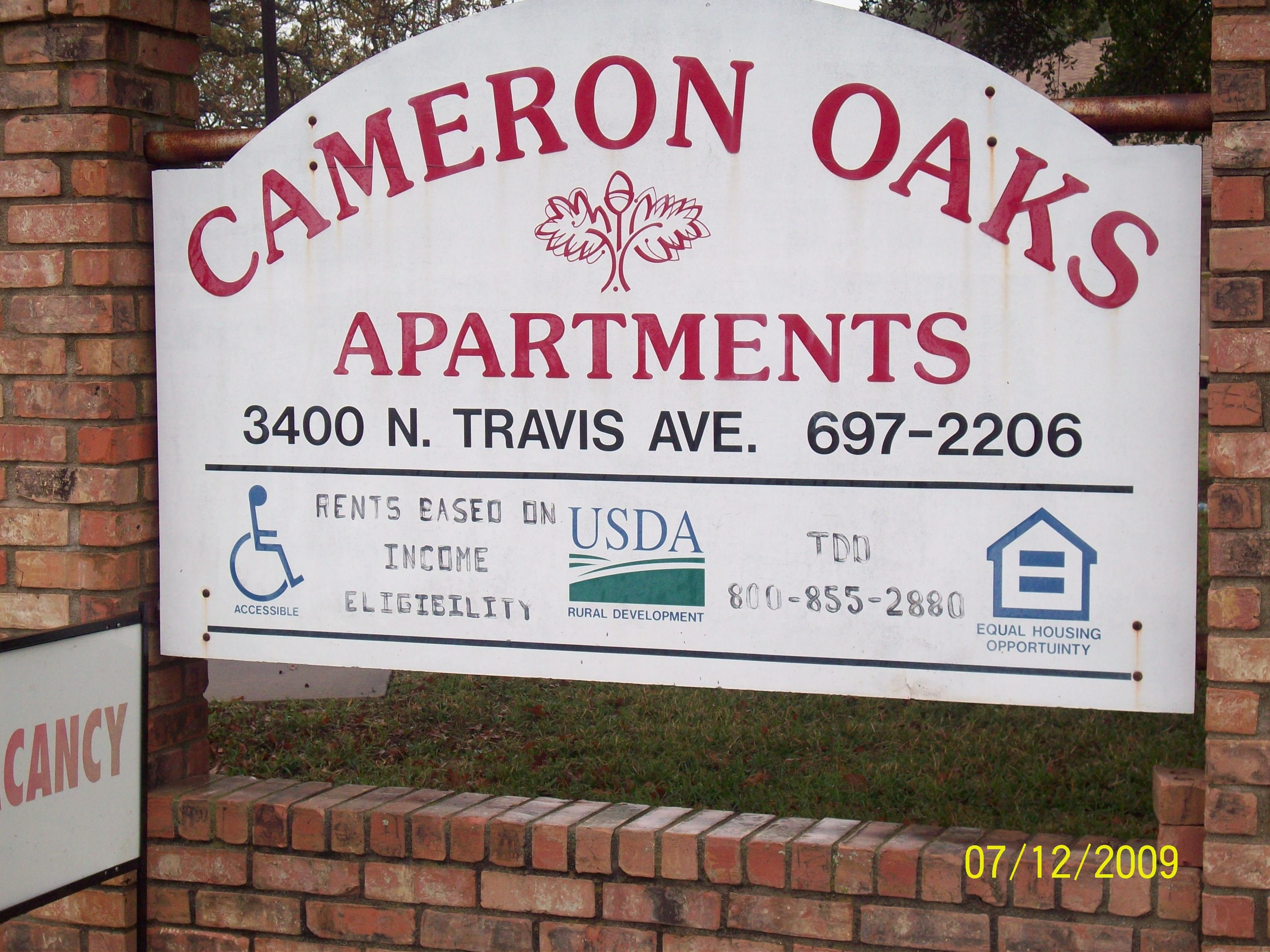 Cameron Oaks Apartments