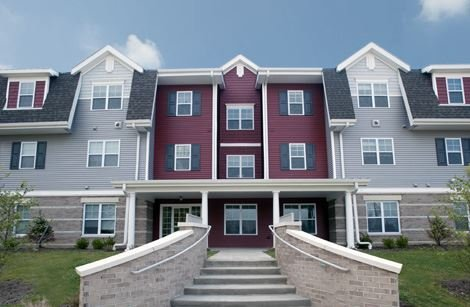Maple Garden Apartments Aka Uniontown Elm St Senior Housing