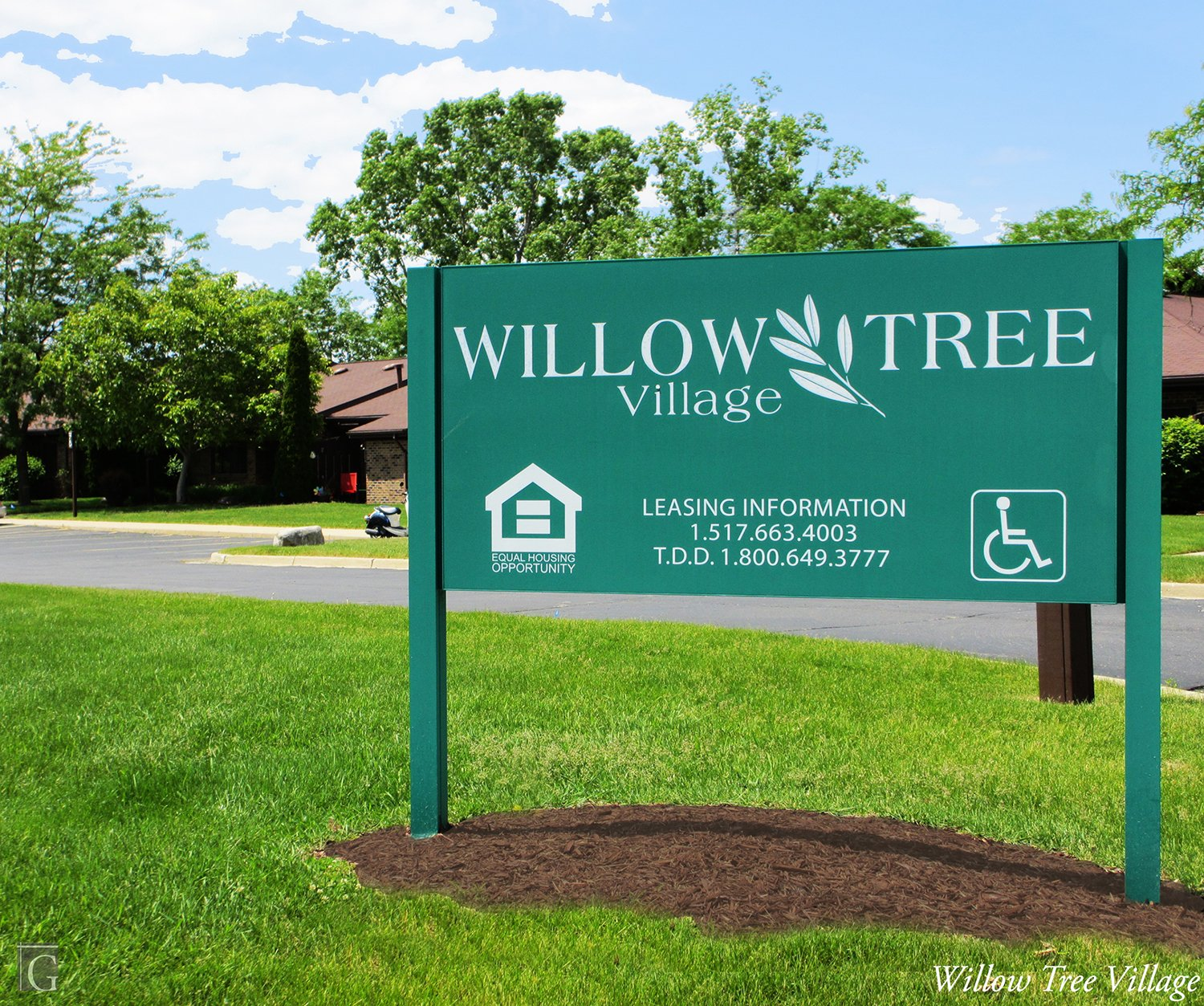 Willow Rent: Willow Tree Village Apartments