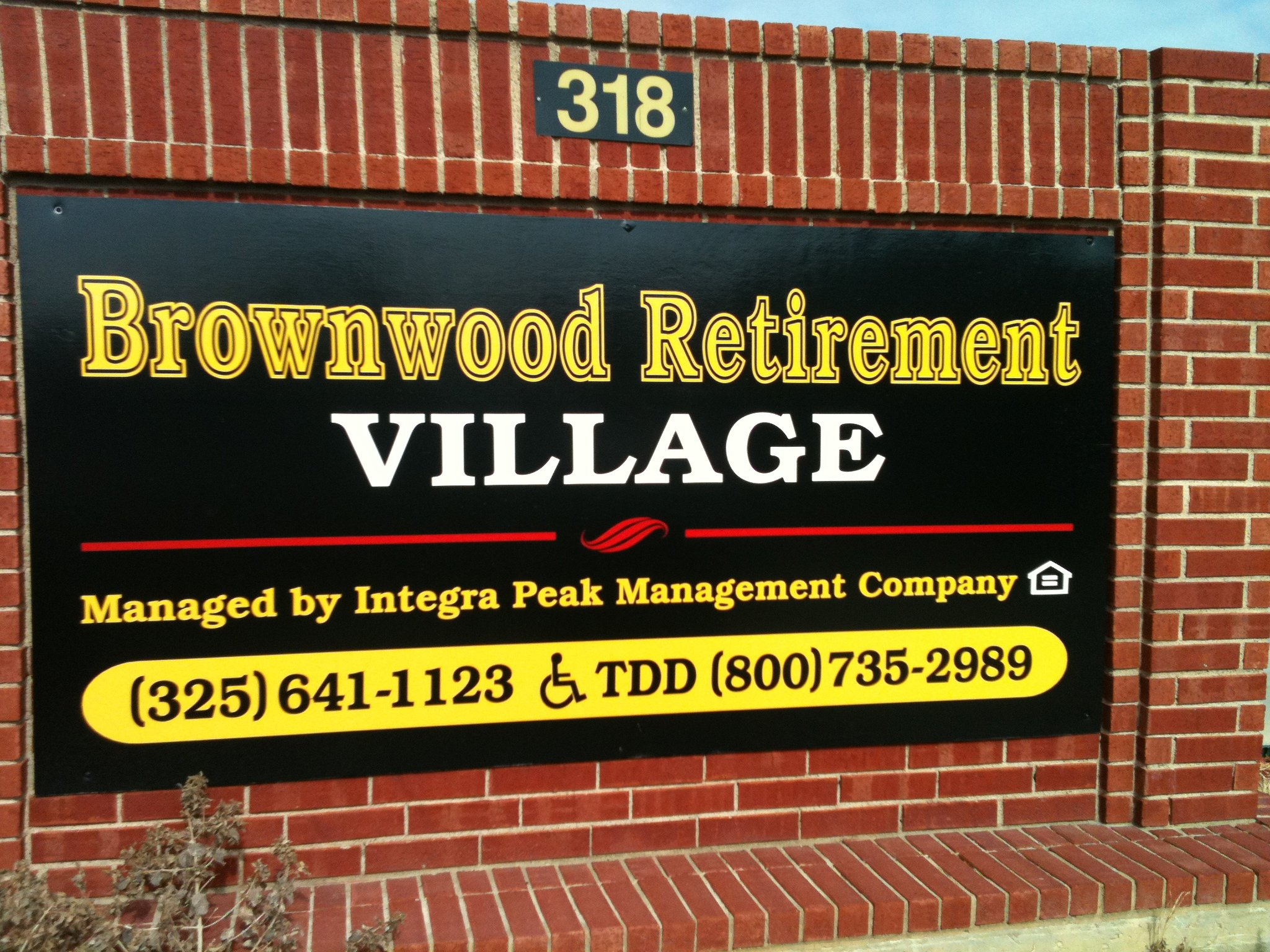 Brownwood Retirement Village