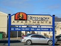 Forest Apartments