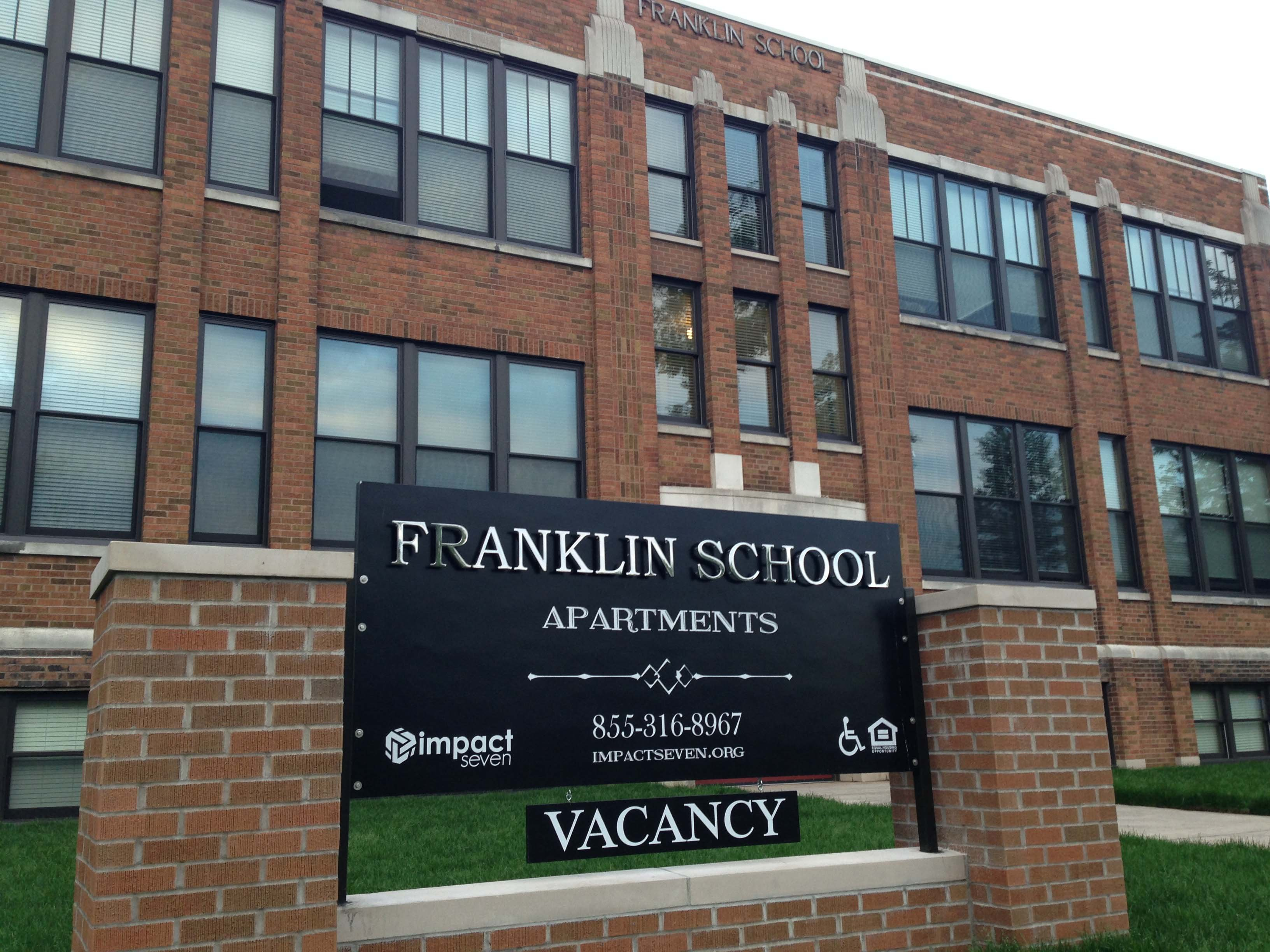 Franklin School Apartments